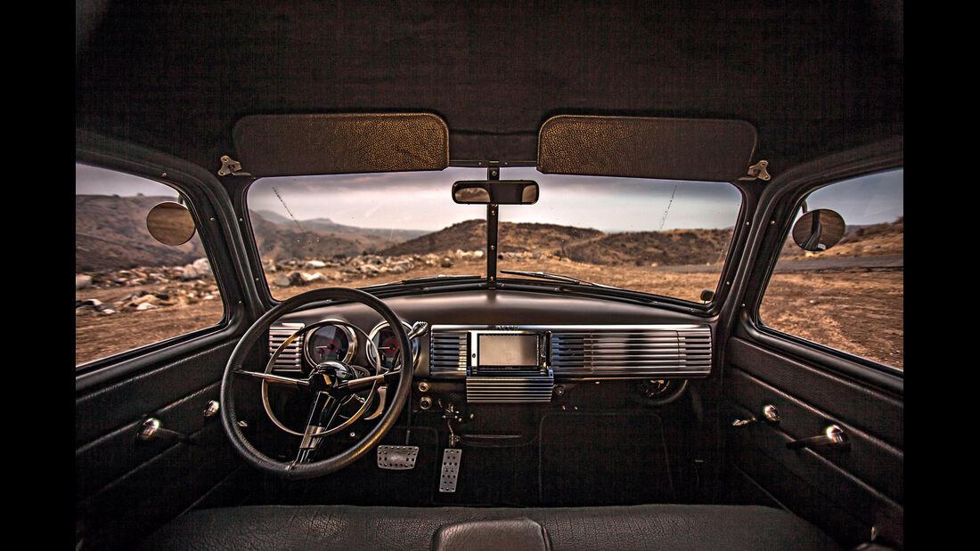 Pickup Icon Thriftmaster, Cockpit