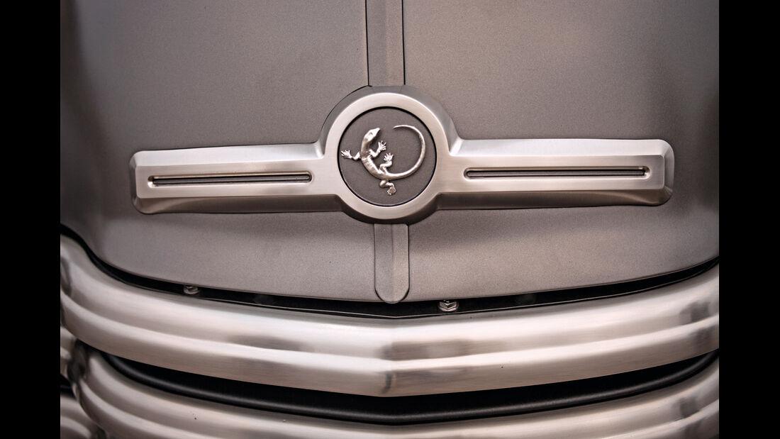 Pickup Icon Thriftmaster, Emblem