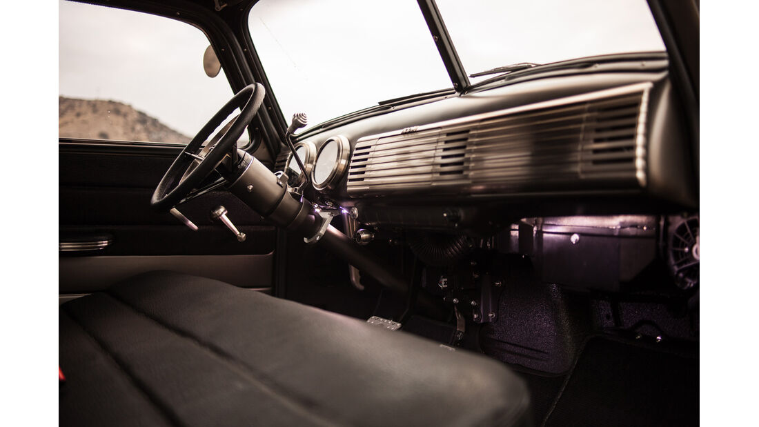 Pickup Icon Thriftmaster, Interieur