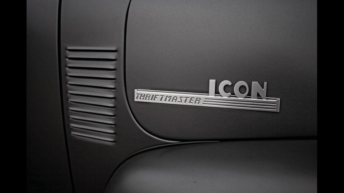 Pickup Icon Thriftmaster, Typenbezeichnung