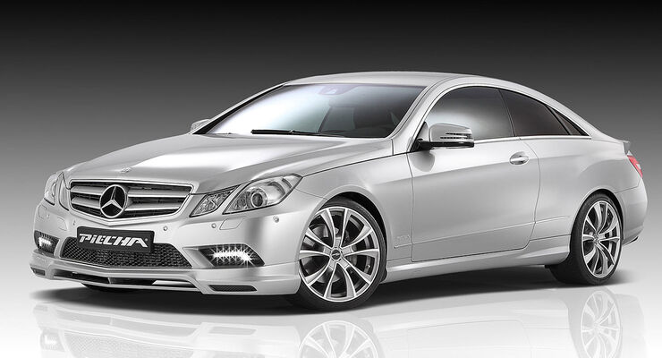 Piecha Design Mercedes E-Klasse Coupé Cabrio