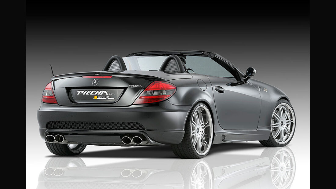Piecha Design Mercedes SLK Performance RS
