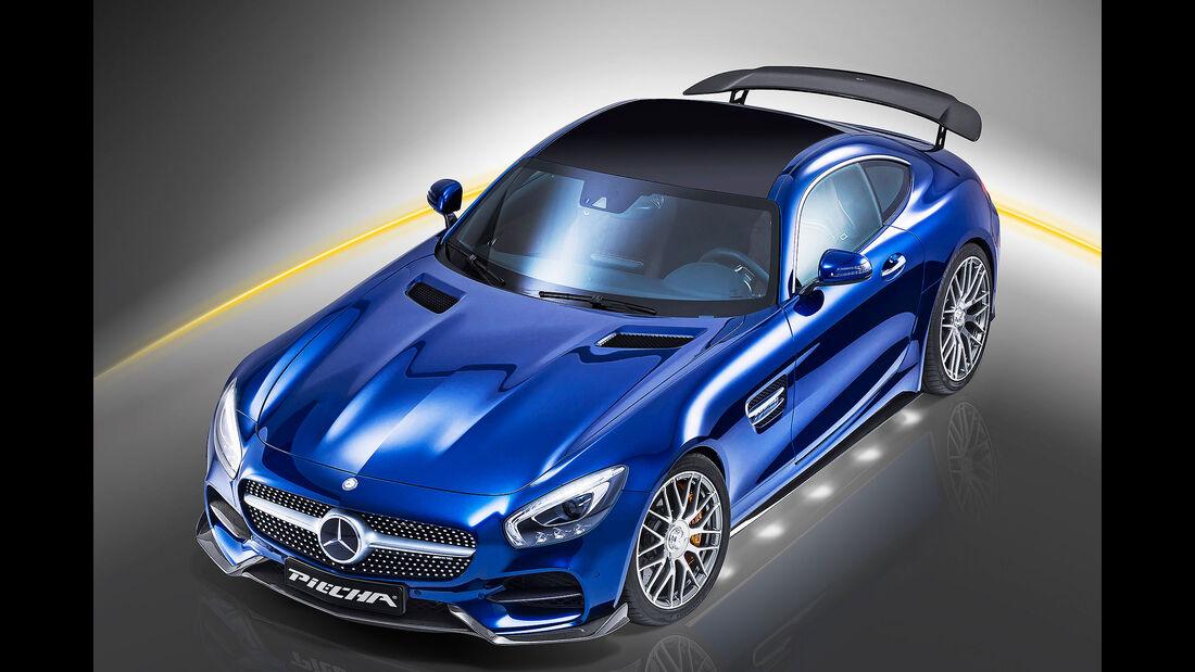 Piecha Mercedes-AMG GT-RSR