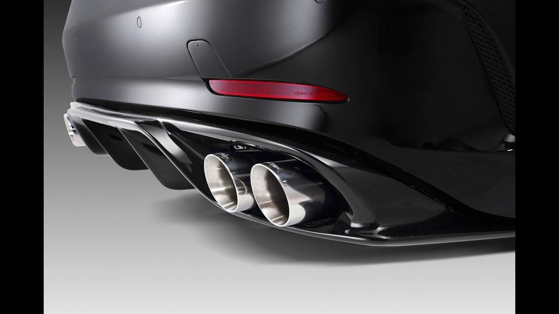 Piecha Mercedes SLC