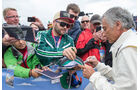 Pierluigi Martini - Minardi M186 - Legends Parade - GP Österreich 2015