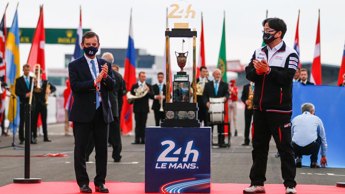 Pierre Fillon - ACO - 24h-Rennen - Le Mans 2020