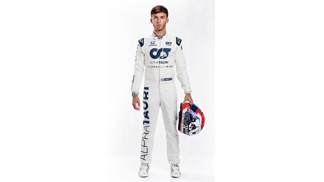 Pierre Gasly - Alpha Tauri - Formel 1 2020