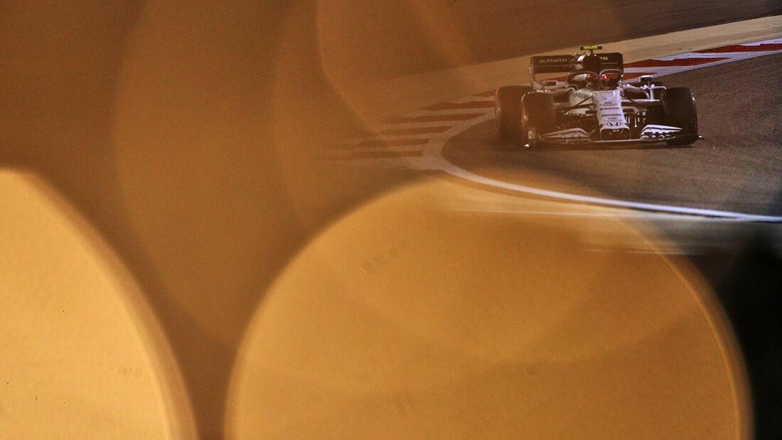 Pierre Gasly - Alpha Tauri - Formel 1 - GP Bahrain - Sakhir - Freitag - 27.11.2020