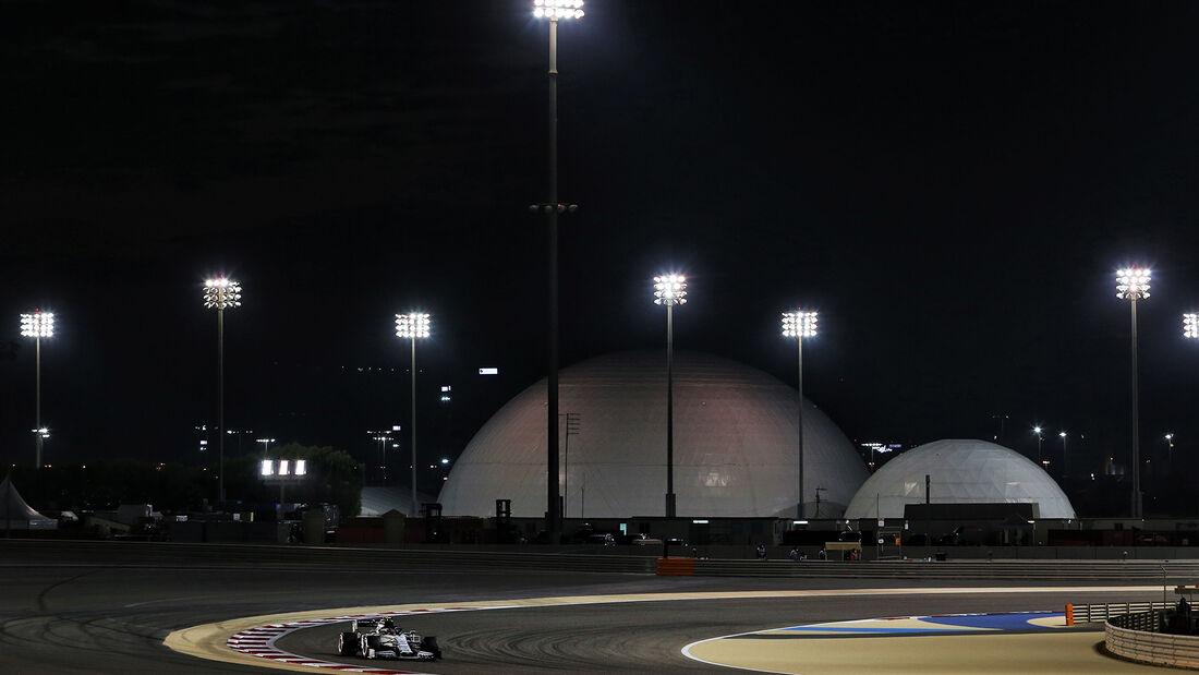 Pierre Gasly - Alpha Tauri - Formel 1 - GP Bahrain - Sakhir - Qualifikation - Samstag - 28.11.2020