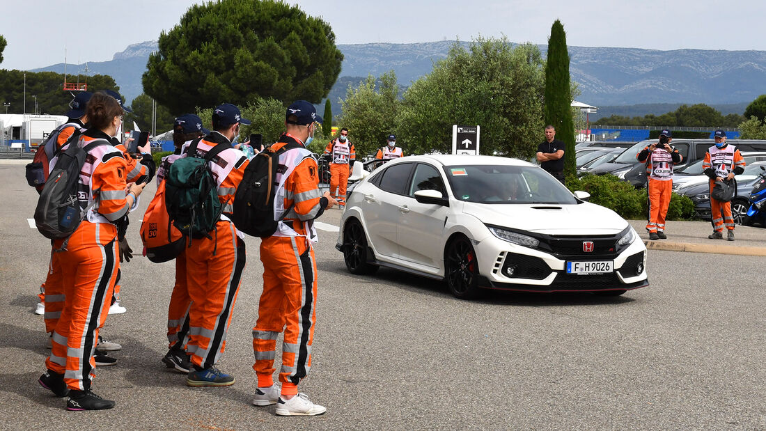 Pierre Gasly - Alpha Tauri - Formel 1 - GP Frankreich - 17. Juni 2021
