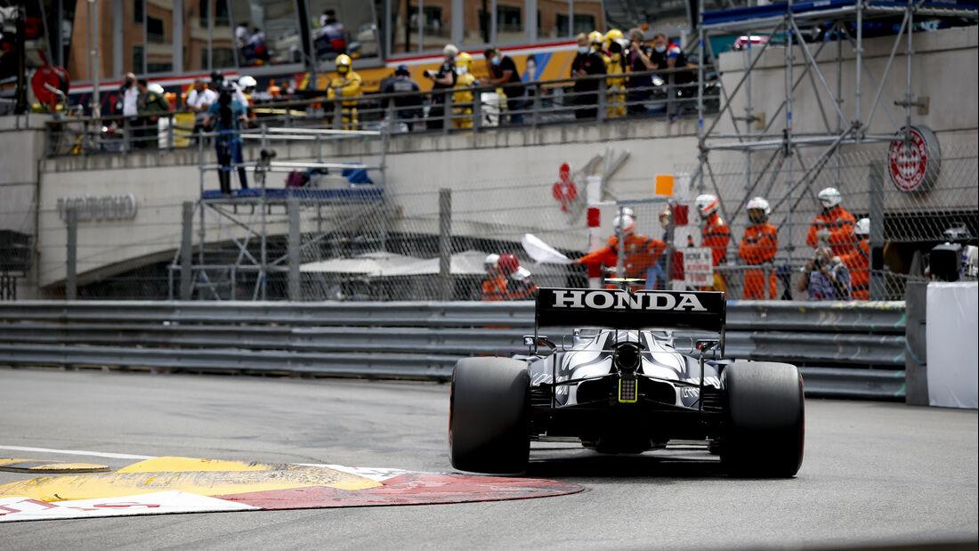 Pierre Gasly - Alpha Tauri - Formel 1 - GP Monaco - 22. Mai 2021