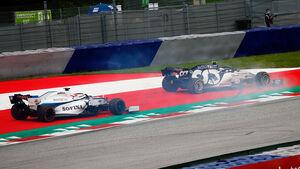 Pierre Gasly - Alpha Tauri - Formel 1 - GP Österreich - Spielberg - 3. Juli 2020