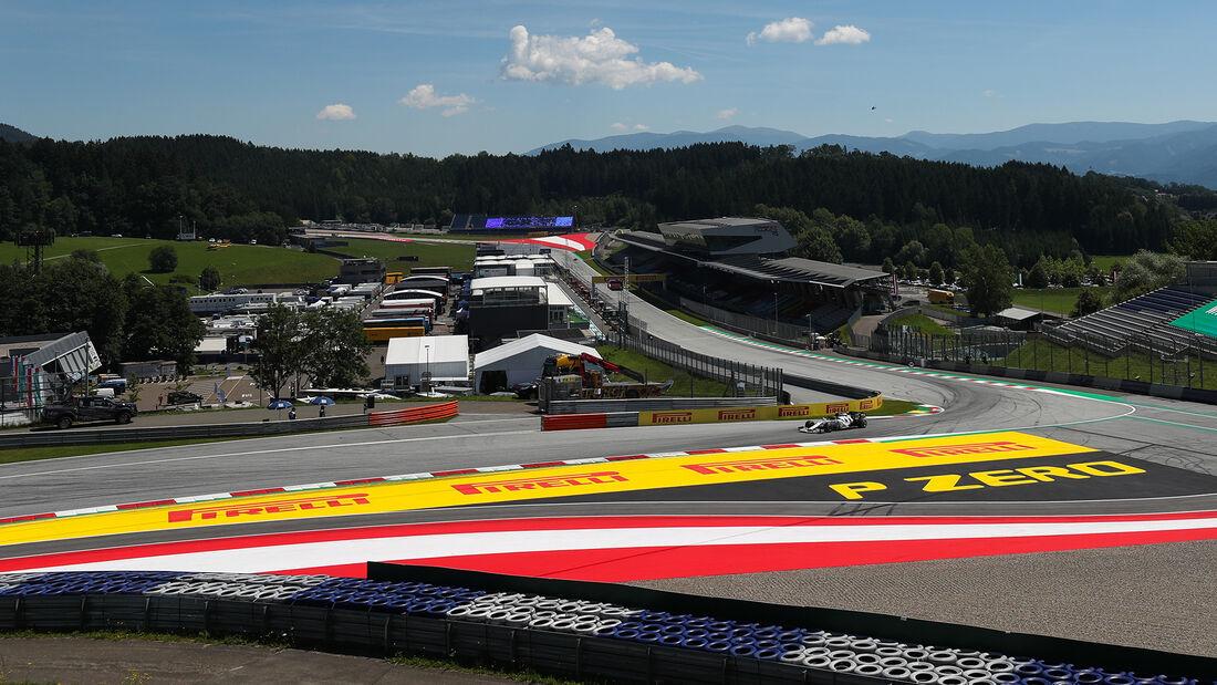 Pierre Gasly - Alpha Tauri - Formel 1 - GP Steiermark - Österreich - Spielberg - 10. Juli 2020
