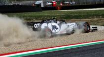 Pierre Gasly - Alpha Tauri - Formel 1 - GP Toskana - Mugello - 2020