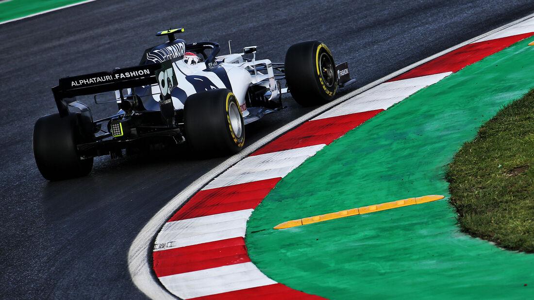 Pierre Gasly - Alpha Tauri - Formel 1 - GP Türkei - Istanbul - Freitag - 13.11.2020