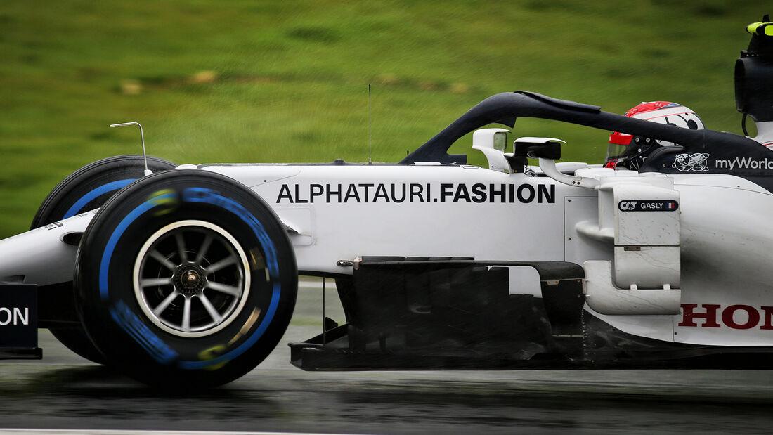 Pierre Gasly - Alpha Tauri - Formel 1 - GP Türkei - Istanbul - Samstag - 14.11.2020