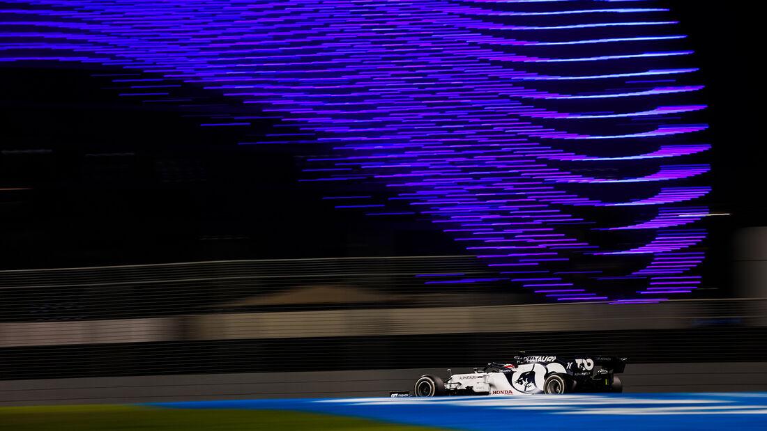 Pierre Gasly - Alpha Tauri - GP Abu Dhabi 2020