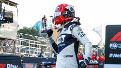 Pierre Gasly - Alpha Tauri - GP Aserbaidschan 2021 - Baku