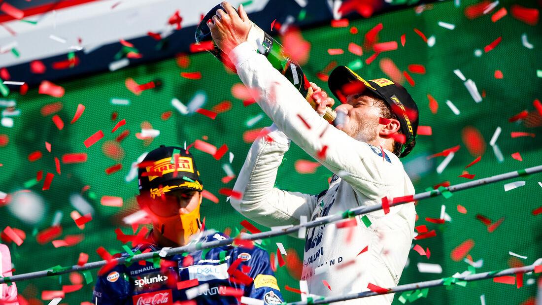 Pierre Gasly - Alpha Tauri - GP Italien 2020 - Monza