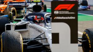 Pierre Gasly - Alpha Tauri - GP Italien 2020 - Monza - Rennen