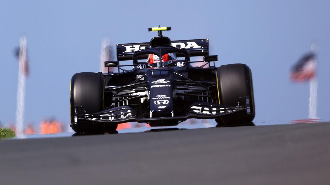 Pierre Gasly - Alpha Tauri - GP Niederlande - Zandvoort - Formel 1 - 3. September 2021