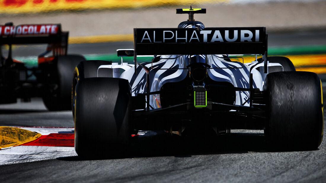 Pierre Gasly - Alpha Tauri - GP Spanien 2020 - Barcelona