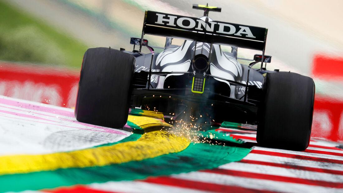 Pierre Gasly - Alpha Tauri - GP Steiermark - Spielberg - Formel 1 - 25. Juni 2021