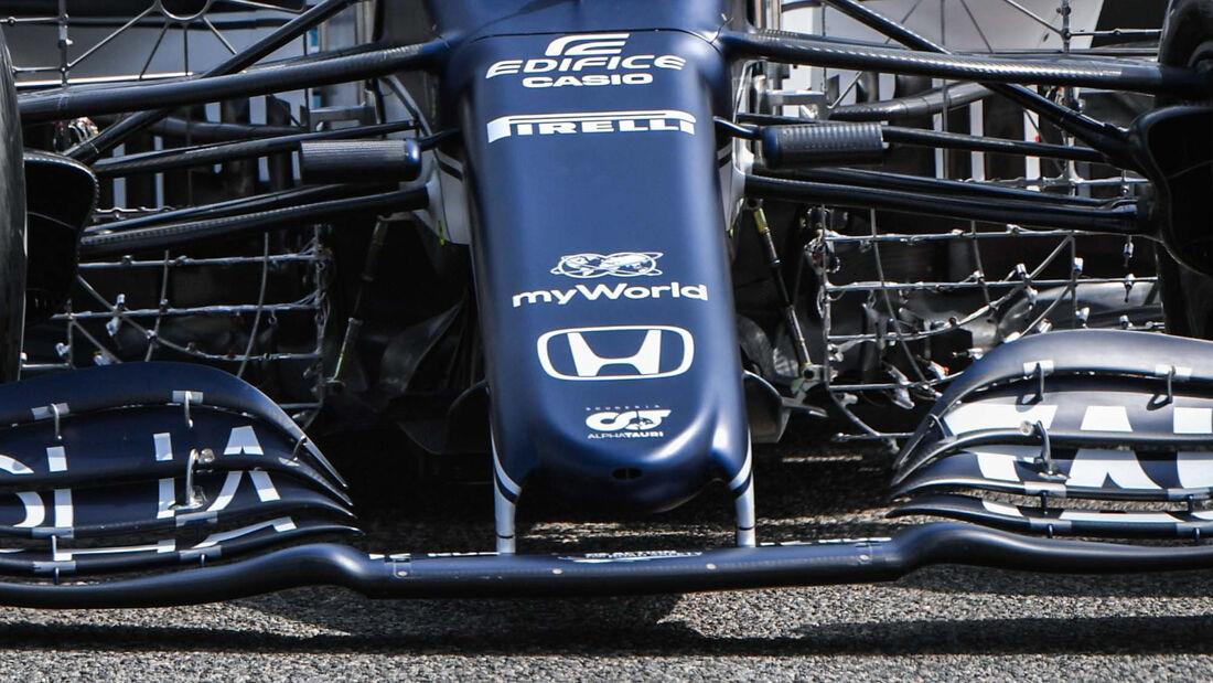 Pierre Gasly - Alpha Tauri - Test - Formel 1 - Bahrain - 12. März 2021