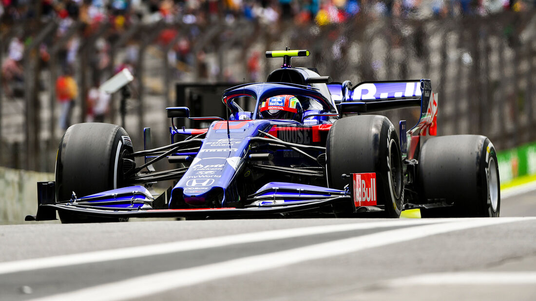 Pierre Gasly - Formel 1 - GP Brasilien 2019