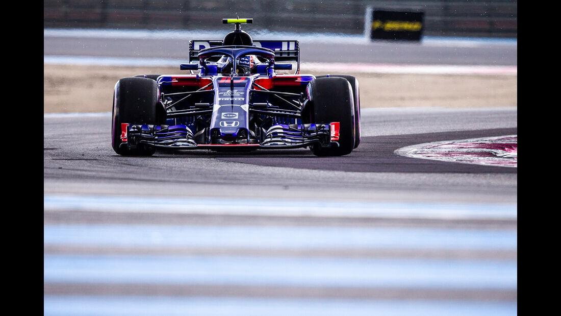 Pierre Gasly - Formel 1 - GP Frankreich 2018