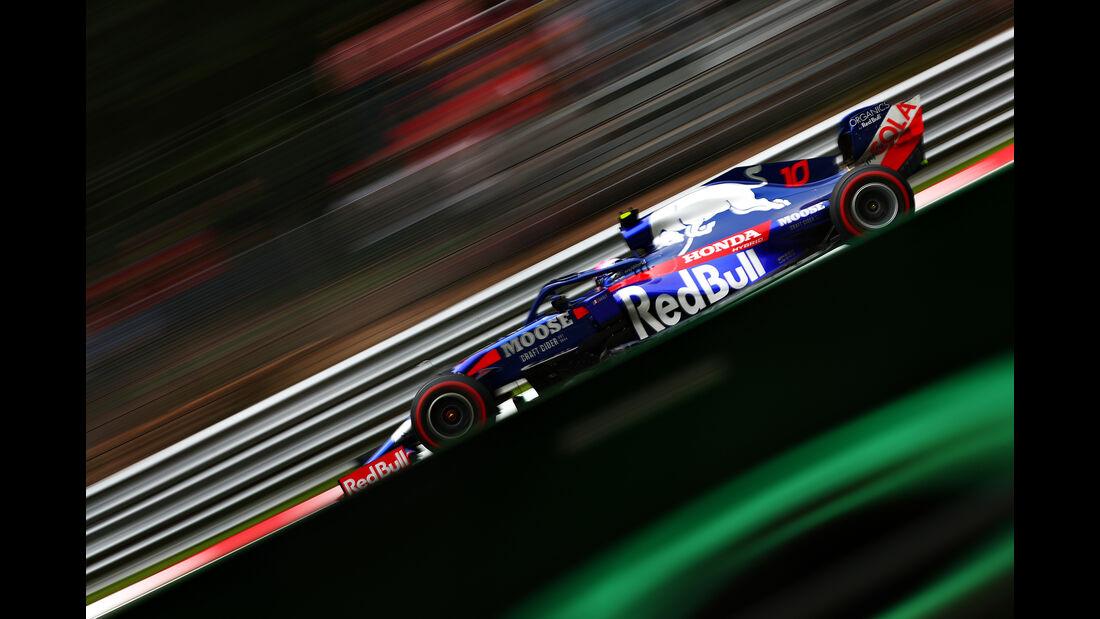 Pierre Gasly - Formel 1 - GP Italien 2019
