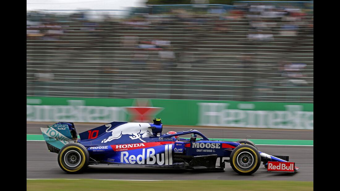 Pierre Gasly - Formel 1  - GP Japan 2019