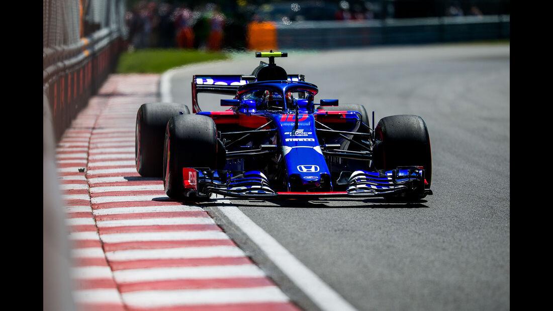 Pierre Gasly - Formel 1 - GP Kanada 2018
