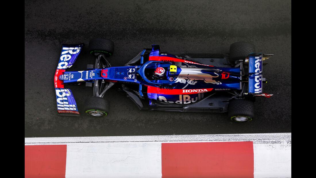 Pierre Gasly - Formel 1 - GP Mexico 2019