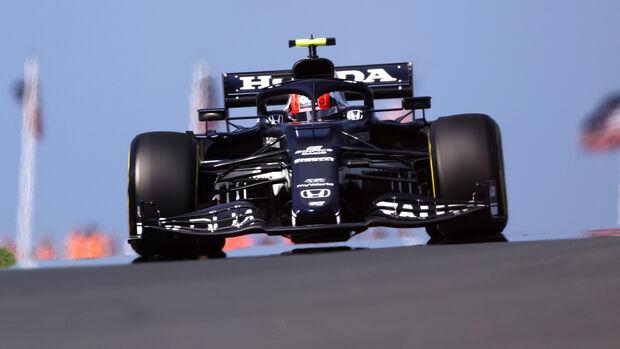 Pierre Gasly - Formel 1 - GP Niederlande - Zandvoort - 2021