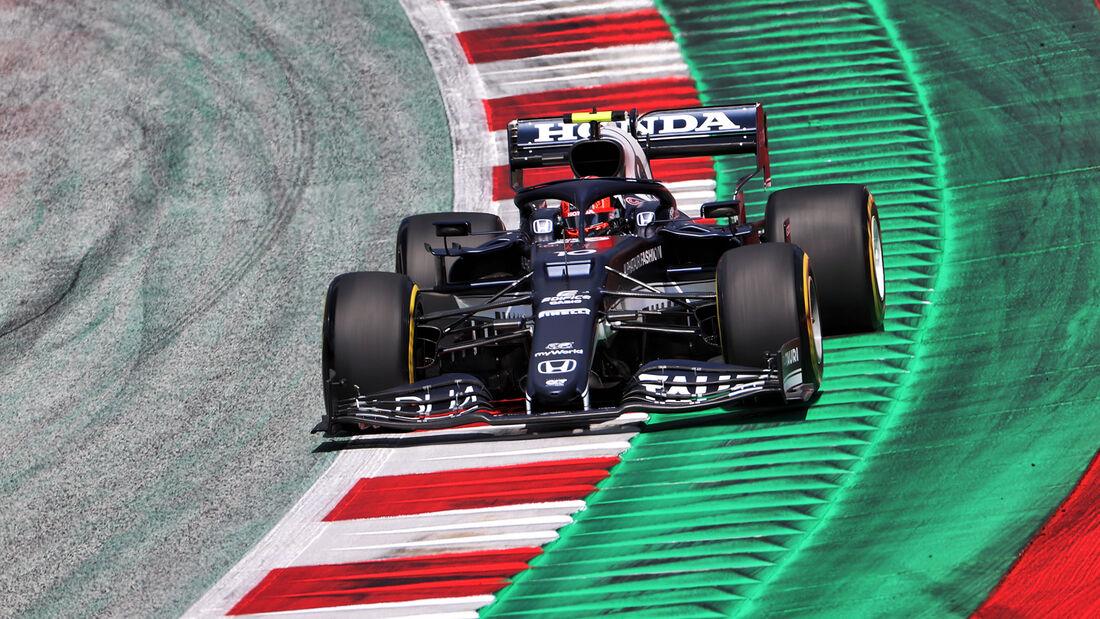 Pierre Gasly - Formel 1 - GP Österreich 2021