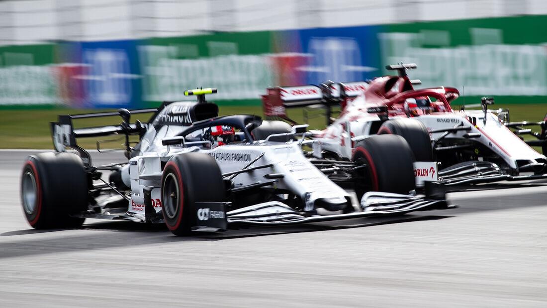 Pierre Gasly - Formel 1 - GP Portugal 2020