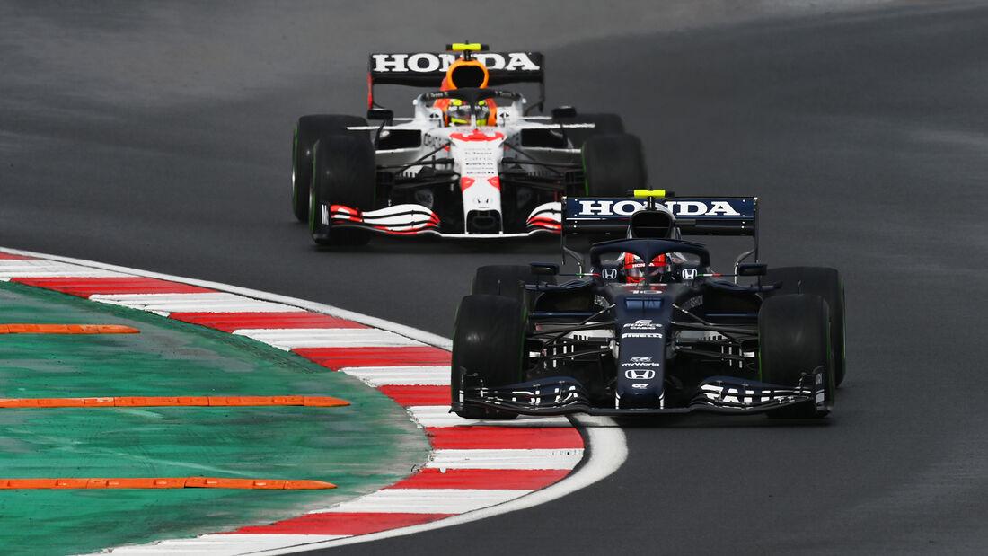 Pierre Gasly - Formel 1 - GP Türkei - Istanbul - 2021