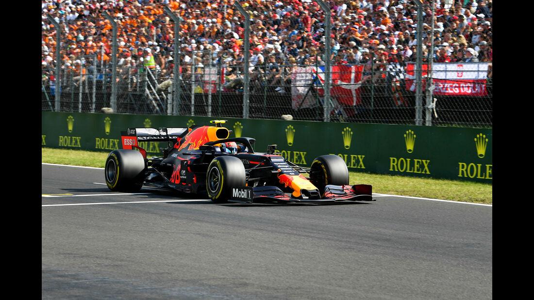 Pierre Gasly - Formel 1 - GP Ungarn 2019