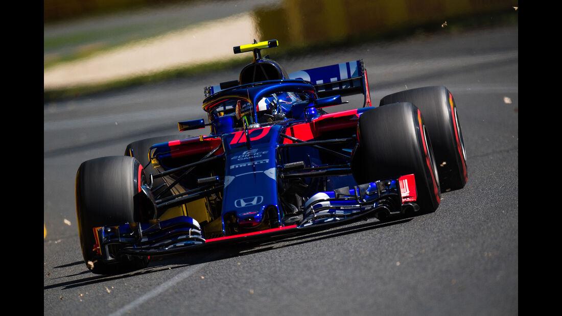 Pierre Gasly - GP Australien 2018