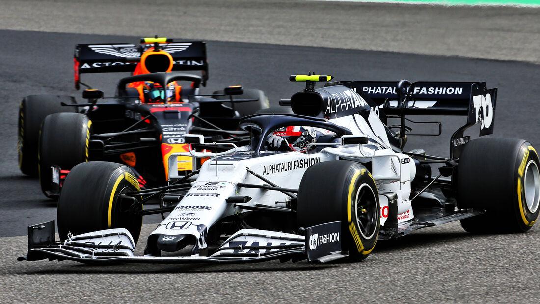 Pierre Gasly - GP Eifel - Nürburgring - Formel 1 - 2020