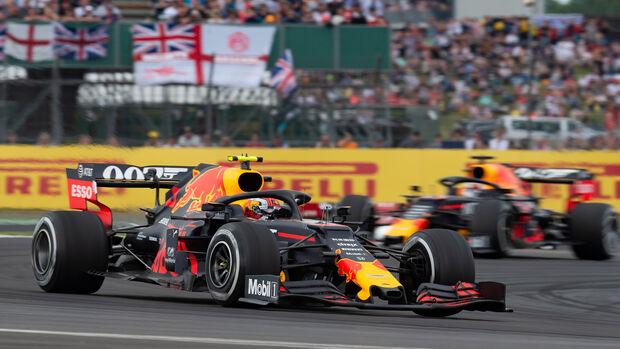 Pierre Gasly - GP England 2019
