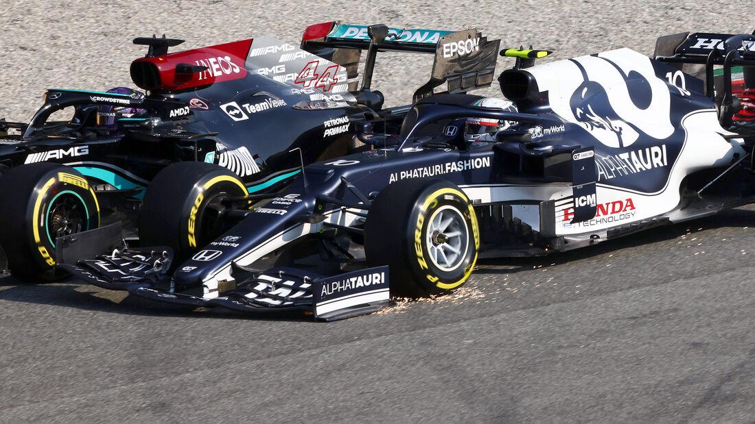 Pierre Gasly - GP Italien 2021
