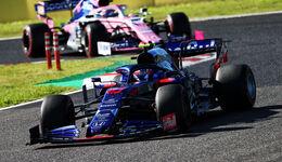 Pierre Gasly - GP Japan 2019
