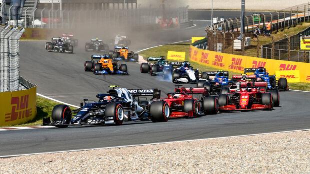 Pierre Gasly - GP Niederlande 2021