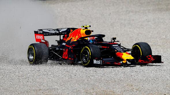 Pierre Gasly - GP Österreich 2019
