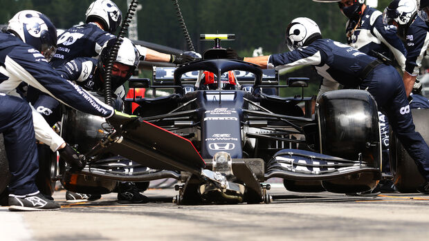 Pierre Gasly - GP Österreich 2021