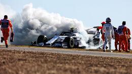 Pierre Gasly - GP Portugal 2020