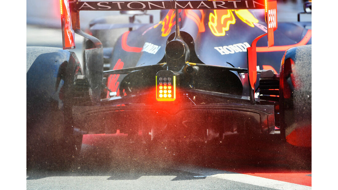 Pierre Gasly - Red Bull - Formel 1 - GP Aserbaidschan - Baku - 26. April 2019