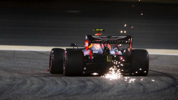 Pierre Gasly - Red Bull - Formel 1 - GP Bahrain - 30. März 2019